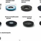 Schrobmachine HD Floorpul FLP 154-serie